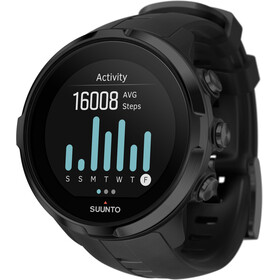 Suunto Spartan Sport Wrist HR Watch All Black